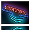 Cinema Neon Sign